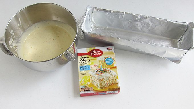 How Many Ounces Of Cake Mix In A Box
