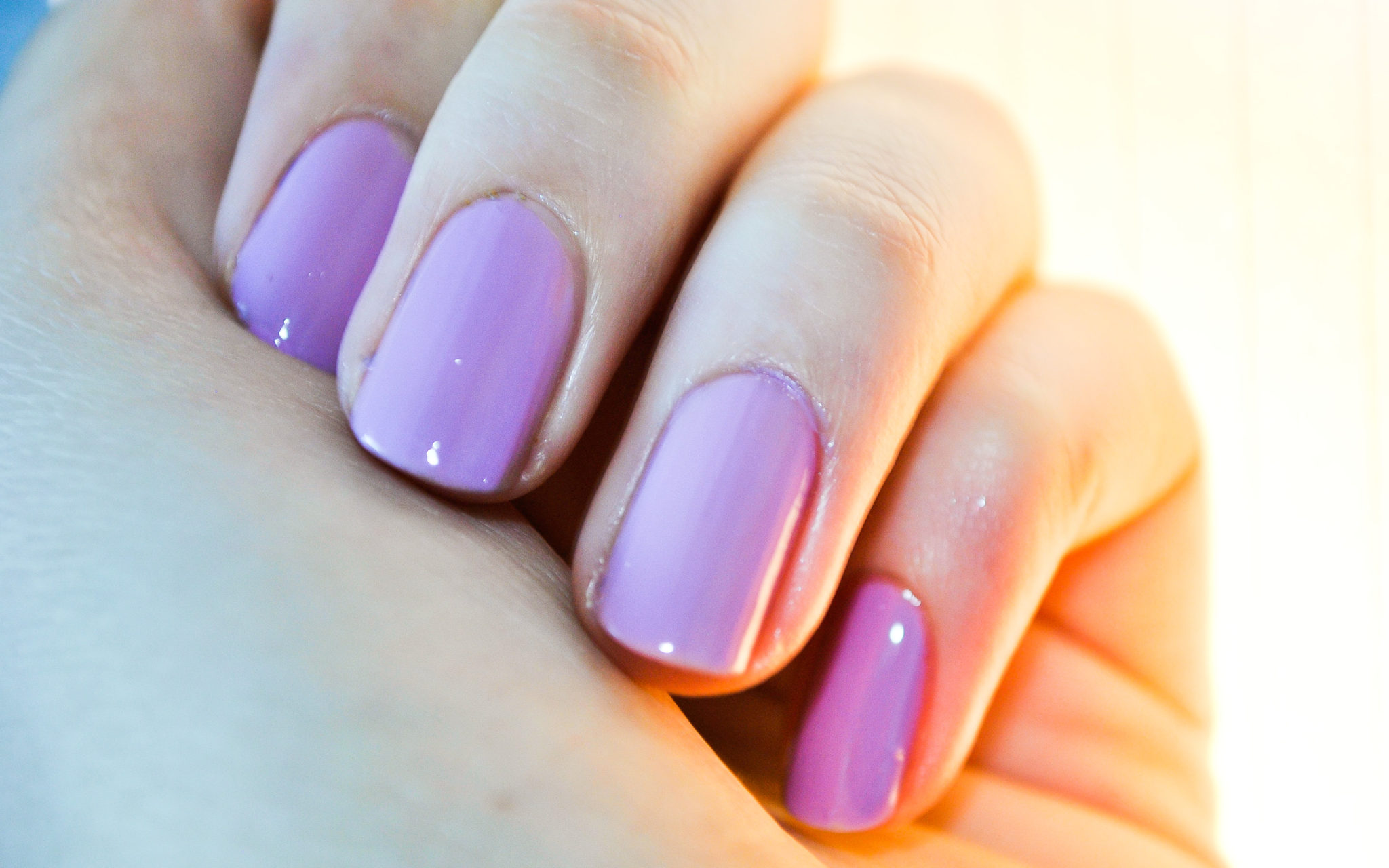 The Trick to Growing Out Your Nails is So Much Simpler ...