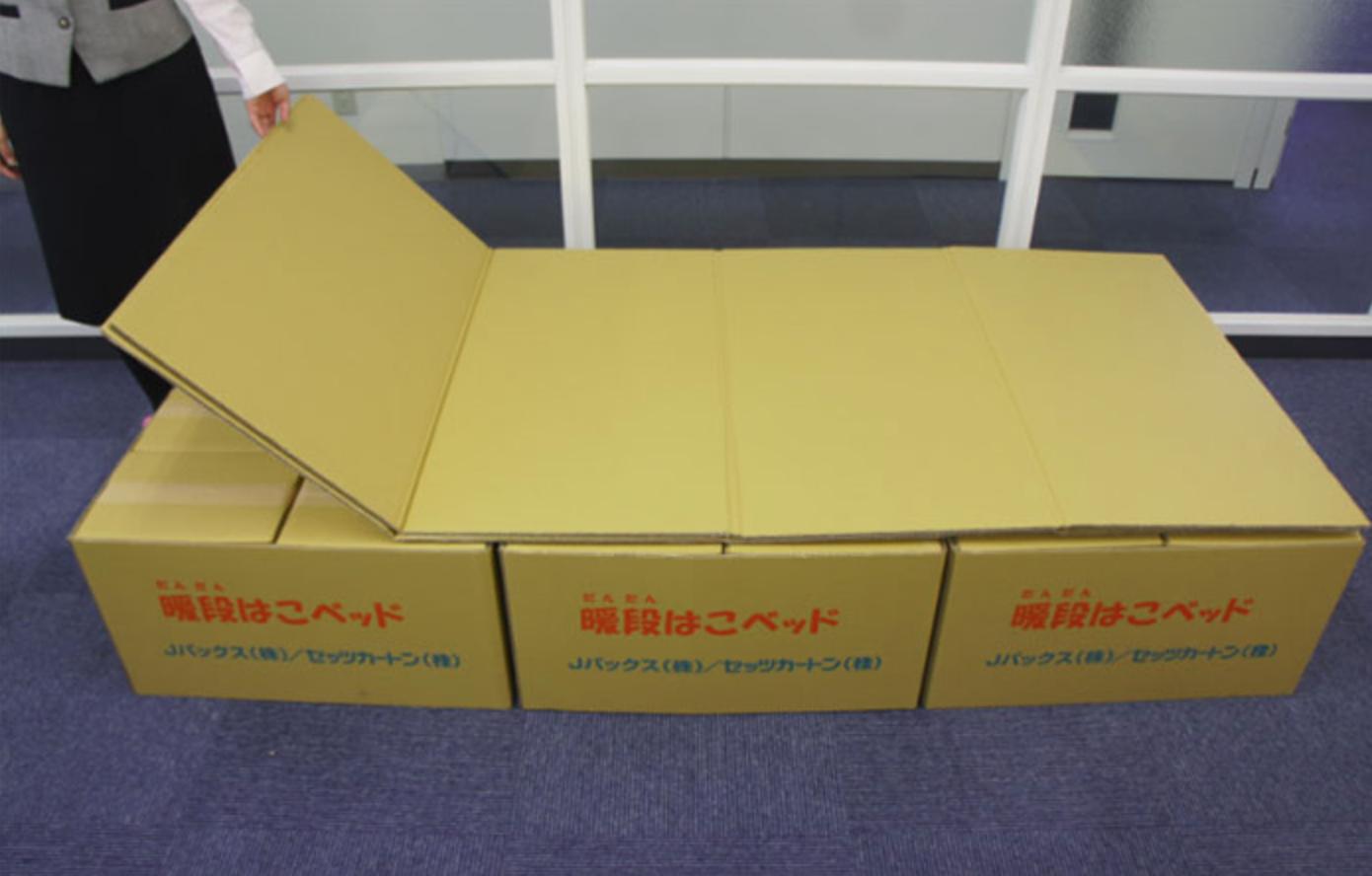 Кровать из картона: варианты конструкции - Handmade Idea 20