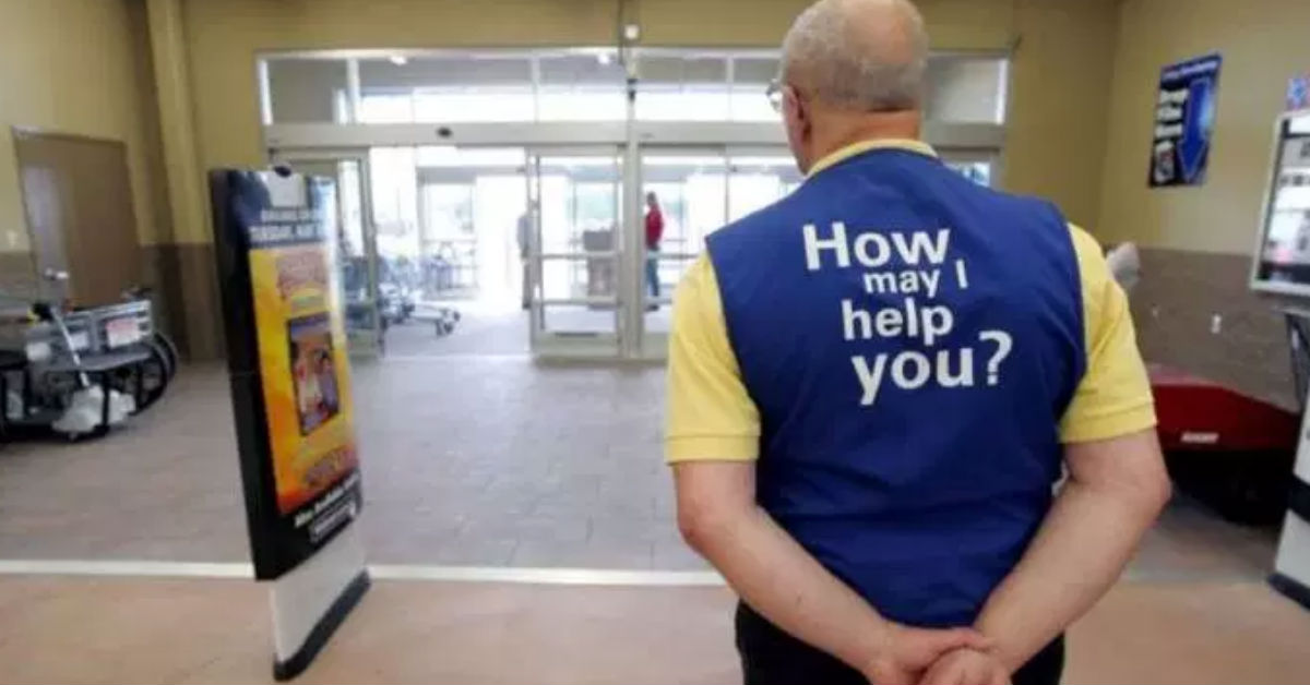 veteran grandpa lands jobs at walmart just 3 hours into his first day hes fired for sickening reason - Walmart Day After Christmas Hours