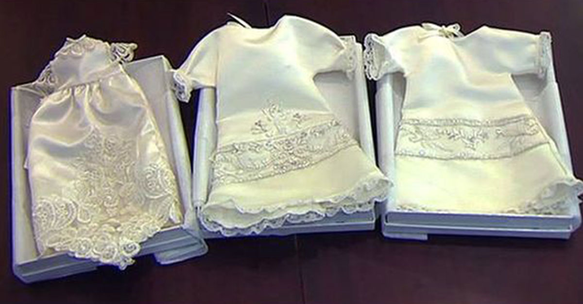 These women donated their wedding dresses the reason why for Donate wedding dress goodwill
