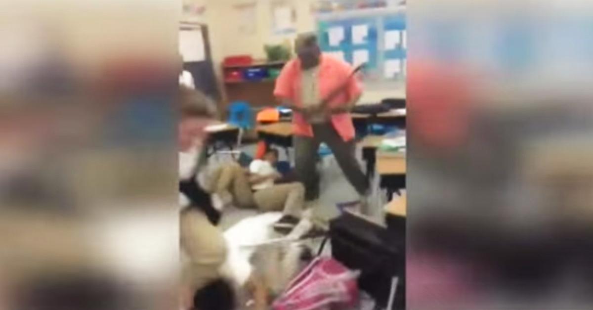 Teacher Strikes Student With A Belt at Gwynn Park Middle School