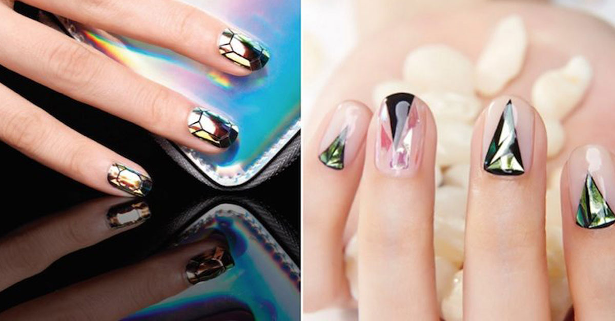 Glass Nails Is The New Trend In Nail Art That\'ll Have You Booking ...
