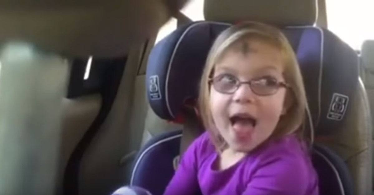 Little Girl Reveals To Mom Why She Doesn't Want a Boyfriend and It's Hilarious!