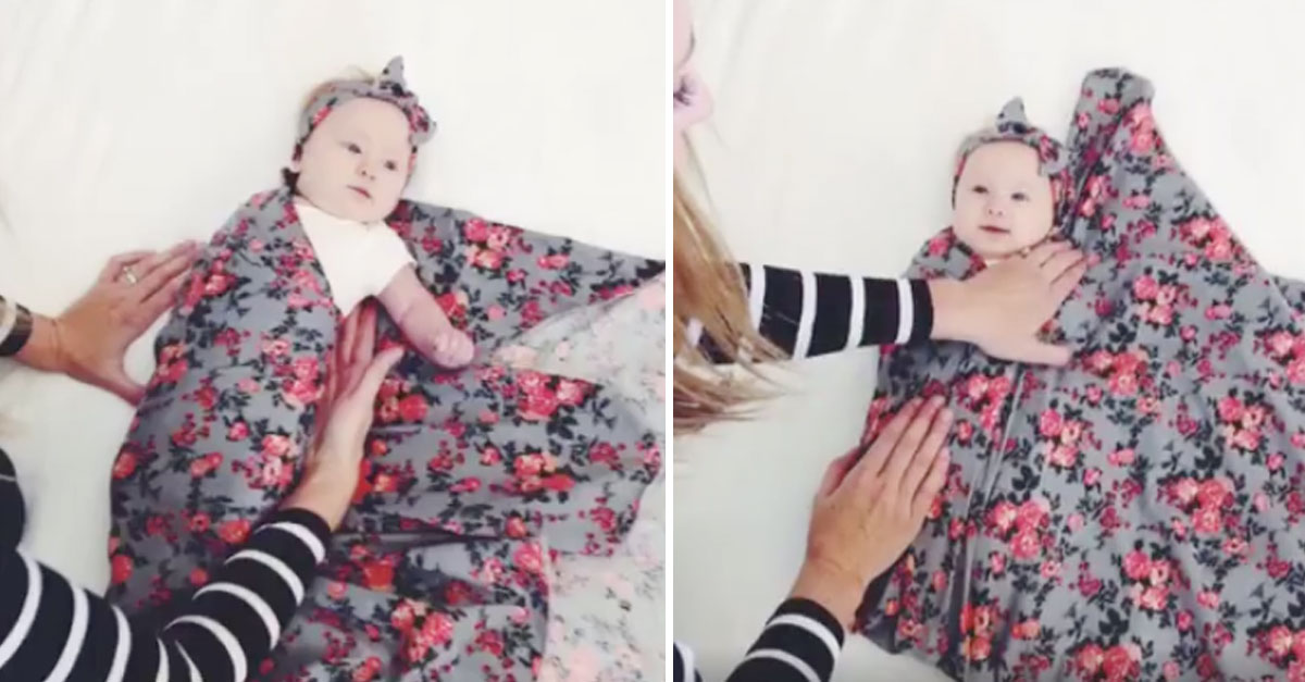 Milkmaid Goods Shows Us The Secret to The Perfect Swaddle With Their Fabulous Products