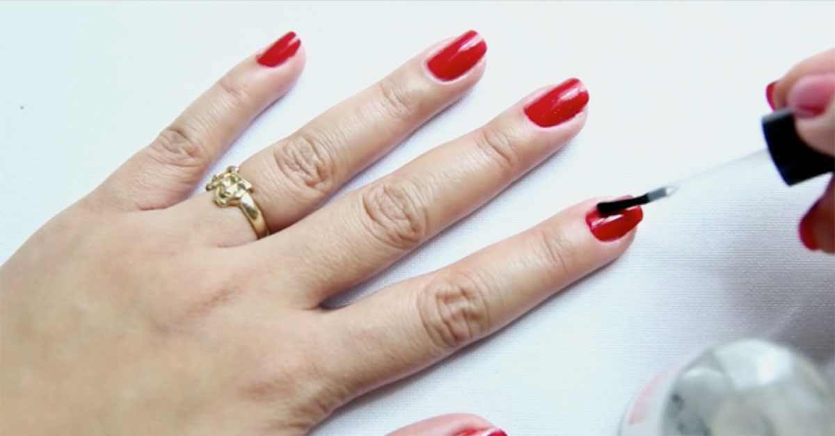 There 8217 S Nothing Worse Than Messing Up Your Manicure These Tips Will