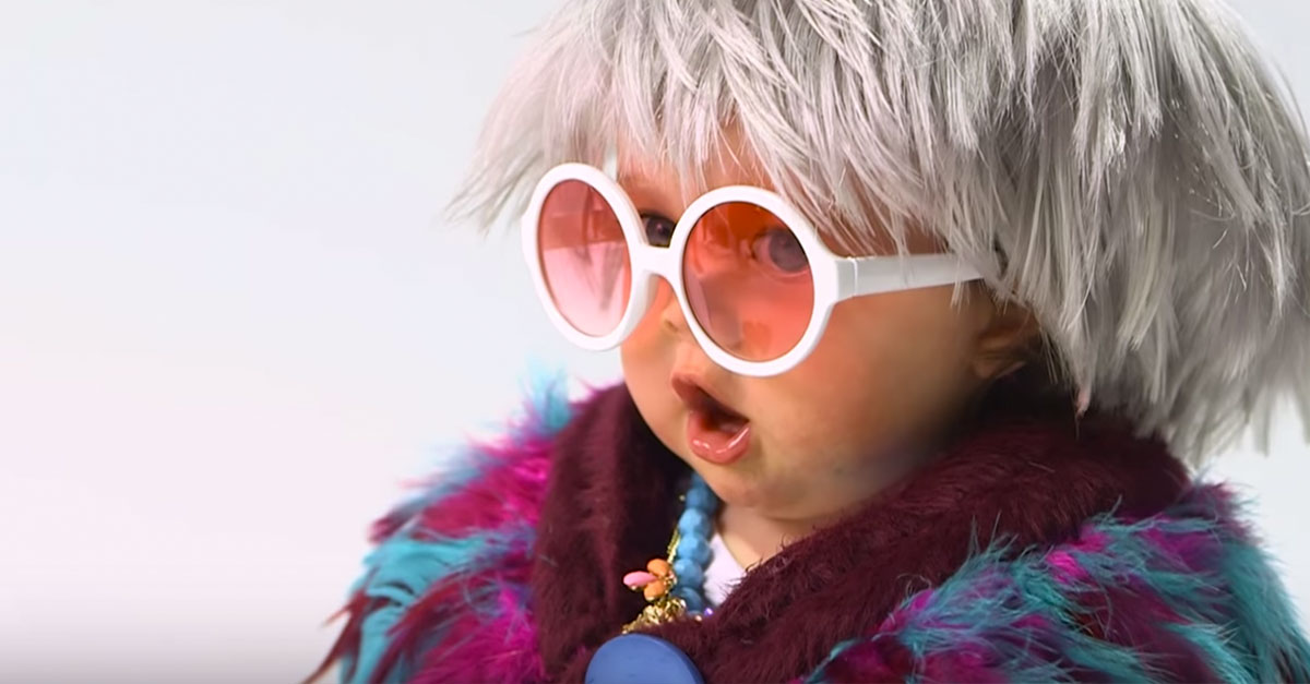 Babies Get Dressed Up As Famous Icons And The Result Is Too Cute