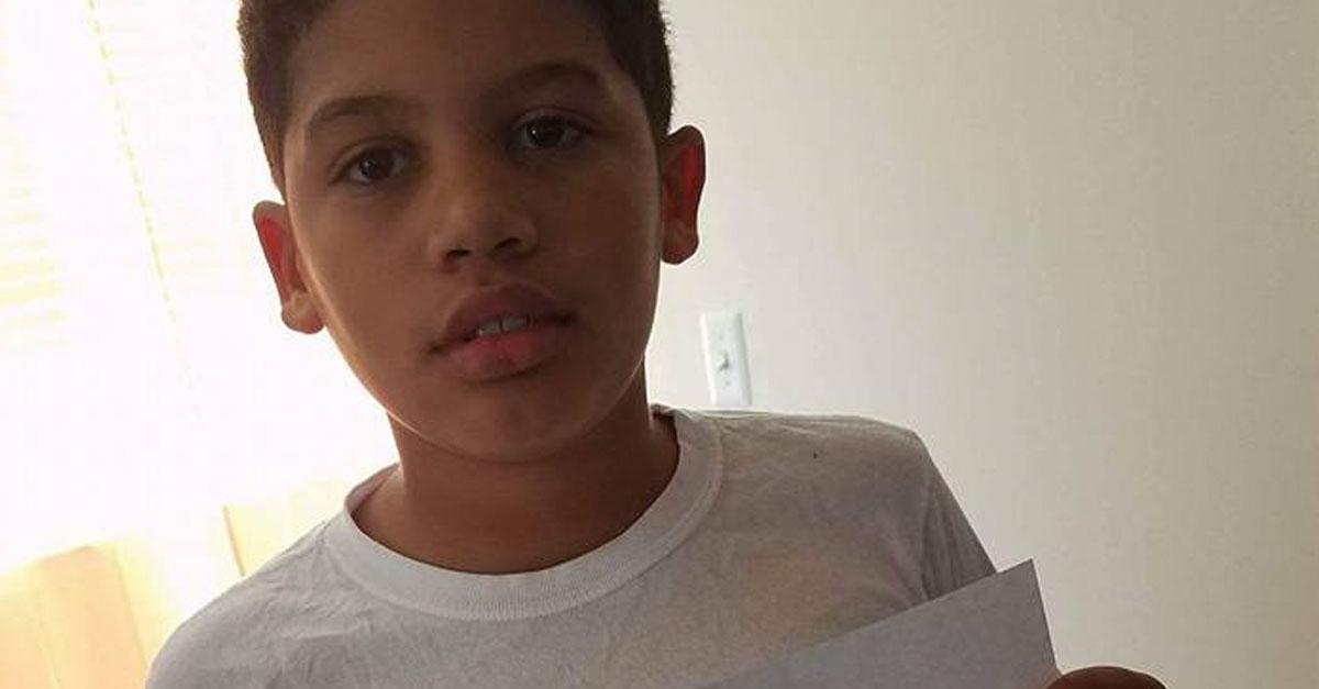 """Teacher Calls Mixed Race Boy A """"Mutt"""", Father Responds Accordingly"""