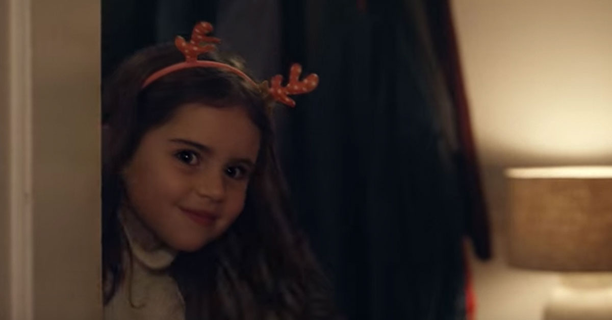 Watch The Magical Christmas Commercial That's Bringing Everyone To Tears