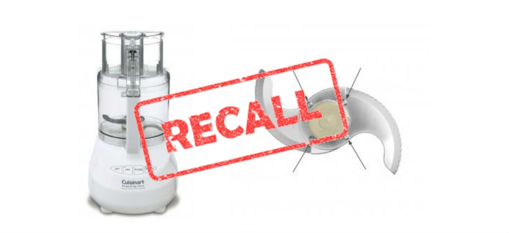 8 Million Cuisinart Food Processors Recalled Due to Metal in Processed Food