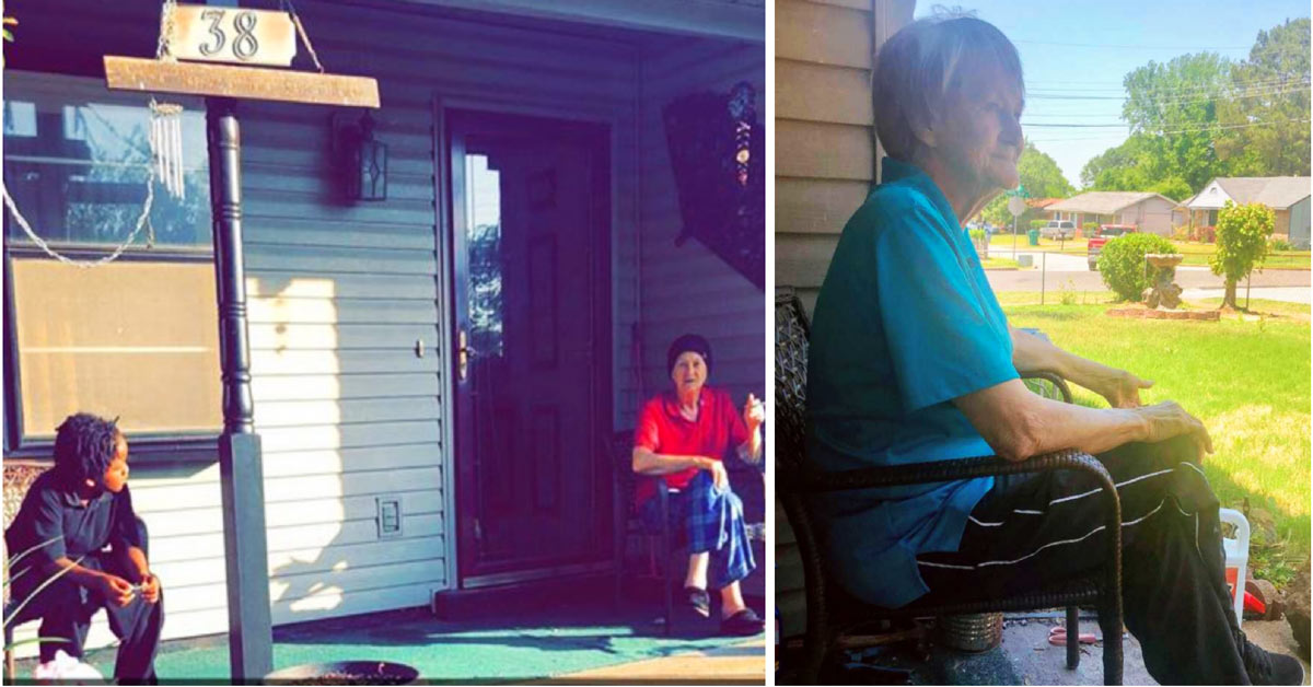 When Woman Asks Boy Why He Visits Nana 5 Times A Day, He Gives Her Haunting Response She Won't Forget