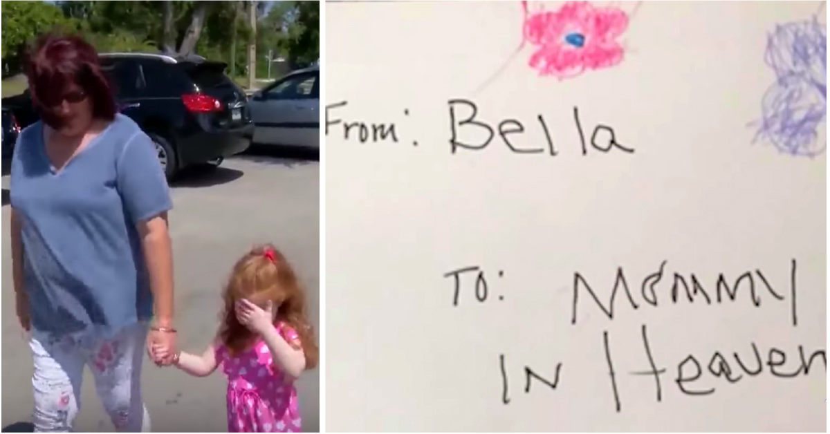 """Girl Wants To Send Box To Her """"Mommy In Heaven"""", Post Office Then Takes Measures Granny Didn't Foresee"""